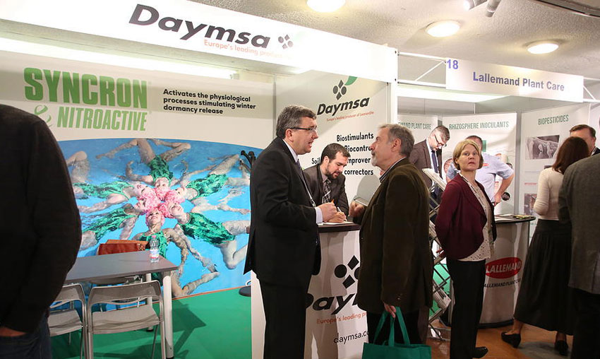 II Congreso Mundial de Bioestimulantes en Agricultura