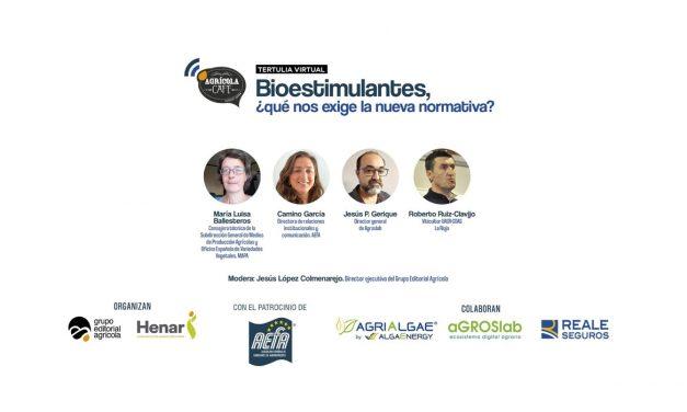 Debate sobre las exigencias en los bioestimulantes