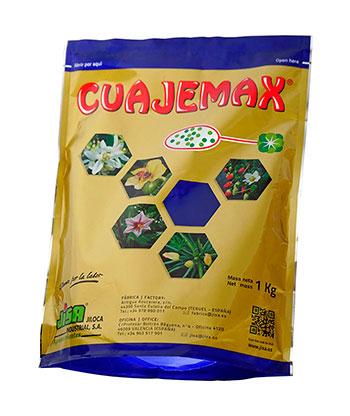 CUAJEMAX es un bioestimulante agrícola inductor de floración y cuajado de frutos
